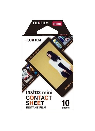 Instax Instax Mini Contact 10'Lu Özel Film Renkli